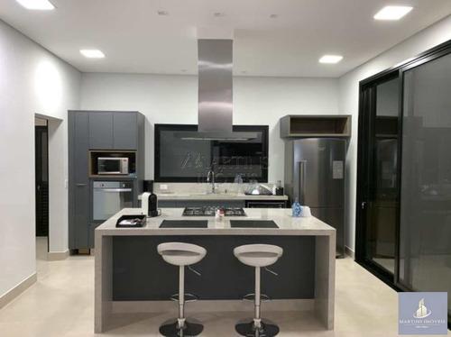 Imagem 1 de 13 de Reserva Da Serra Casa 500m² 5 Dorms 3 Suítes Área Gourmet - V5478