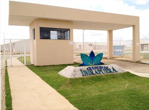 Imagem 1 de 14 de Ibirapuera Pronto Pra Morar!casa 2 Quartos Condomínio Fechad