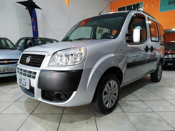Fiat Doblo Essence 1.8 Flex 16v 5p 7l 2014