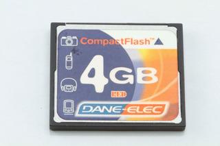 Cartão De Memória Dane-lec 4gb