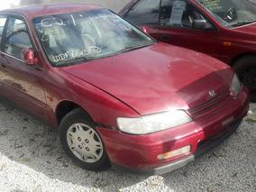 Sucata Honda Accord 1994 1995 1996 1997 Somente Peças