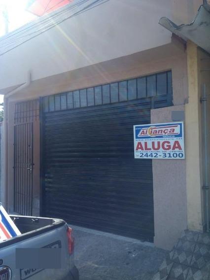 Casa Comercial Para Alugar, 66 M² Por R$ 1.500/mês - Bom Clima - Guarulhos/sp - Cód. Ca2171 - Ca2171