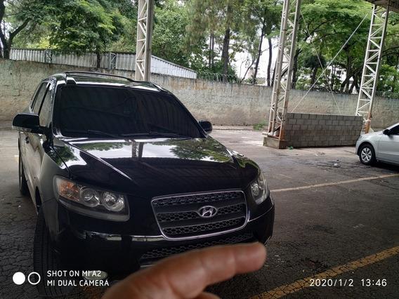 Hyundai Santa Fe Gls 2.7 5l Aut. 2010