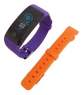 Reloj Inteligente Smartwatch Bluetooth Medición Actividades