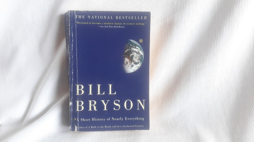A Short History Of Nearly Everything  Bill Bryson Broadway