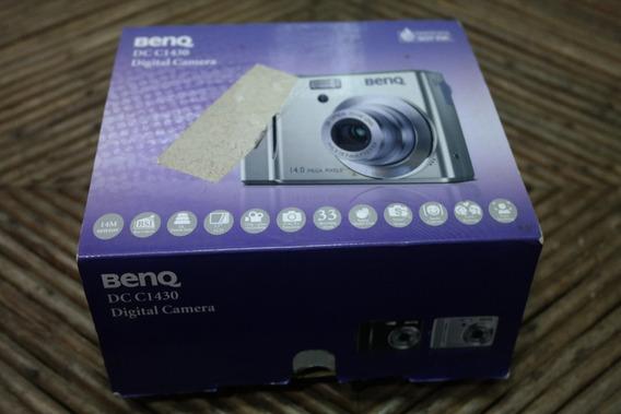 Camera Benq 14mp C1430 Conserto Ou Peças - Dalfunz