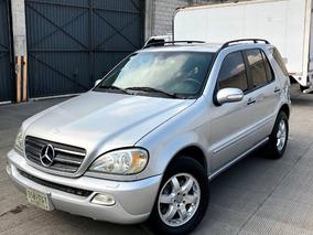 Mercedes-benz Clase M 5.0l Ml 500 306hp Mt
