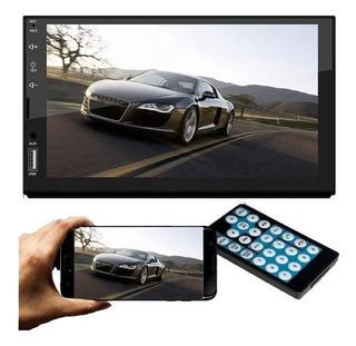 Central Multimídia H-tech Ht-3019 Mp5 C/ Espelhamento iPhone