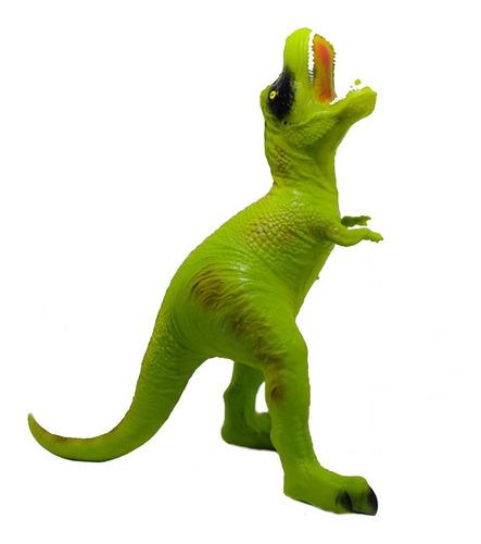 Imagen 1 de 6 de Dinosaurios De Goma Gigante 65 Cm. T-rex Super Resistentes