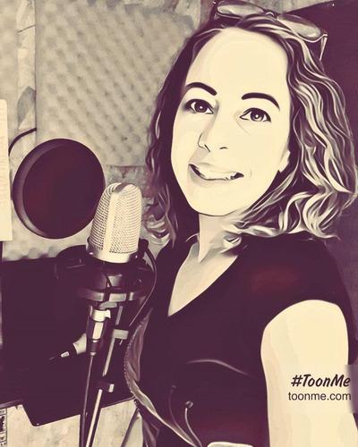 Locutora Publicitária Andréa Andrade