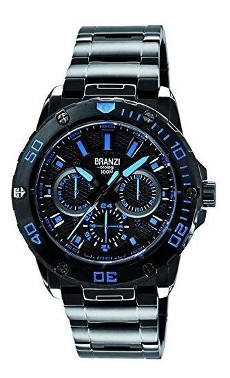 Reloj Branzi Orologi Acero Inox B020595