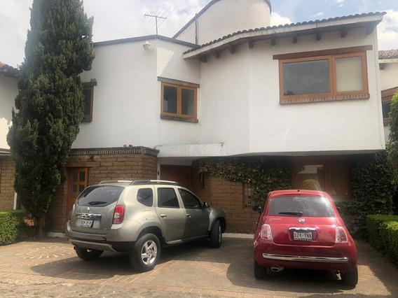 Preciosa Casa, 3 Recámaras, Cuarto De Servicio