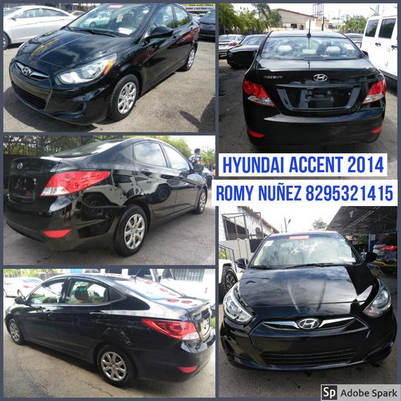 Hyundai Accent Americano