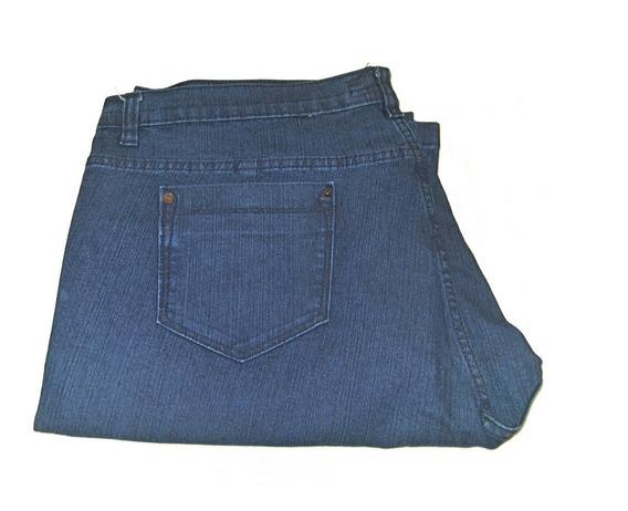 Jeans De Mujer Elastizados Talles Grandes Especiales