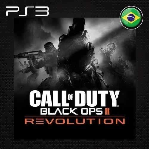 Dlc Revolution Call Of Duty Black Ops 2 Cod Bo2 Br - Ps3