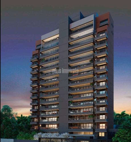 Imagem 1 de 15 de Apartamento Novo Com 173m2 No Alto Da Boa Vista, 2 Por Andar 3 Suítes 3 Vagas ,esltilo Contemporâneo - Ab132829