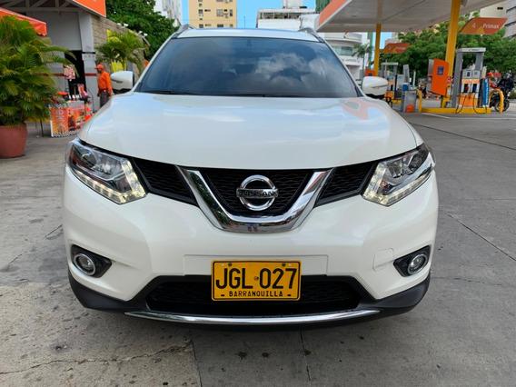 Nissan X-trail Exclussive 4x4 Estado 10/10 Único Dueño