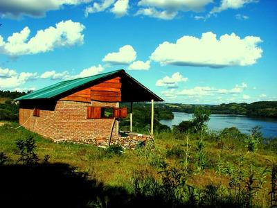 Saltos Del Moconá, Cabaña 75 M2 Sobre 2 Hec Al Río Uruguay