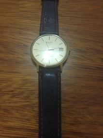 Antigo Relógio De Pulso Tissot 1853 Goldrun Ouro 18k