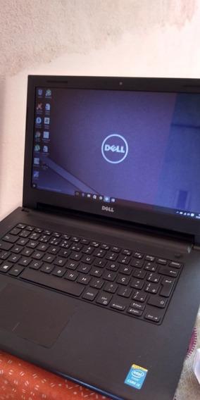 Notebook Dell 3442, I3, Hd 1tb
