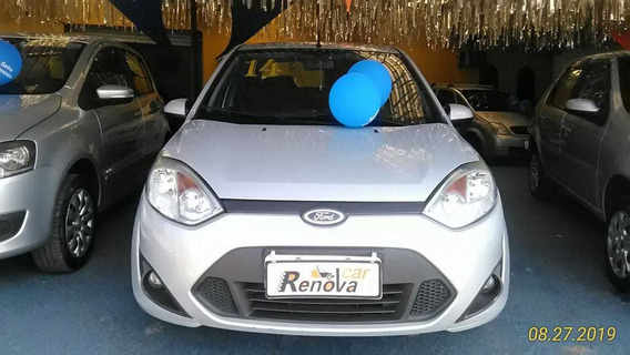 Ford Fiesta Sedan 1.6 Rocam Se Flex 4p