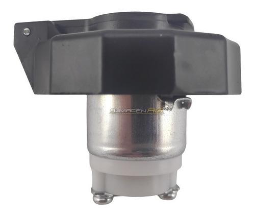 Tapa Tanque Combustible Chevrolet Npr Modelo Universal Metal