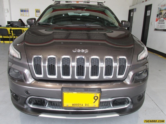 Jeep Cherokee Limited Tp 4 X 4 3.200