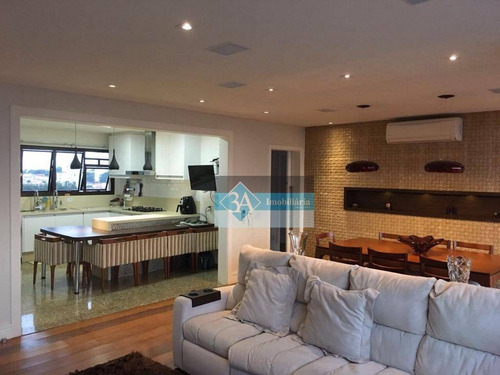 Imagem 1 de 30 de Apartamento Residencial À Venda, Tatuapé, São Paulo. - Ap1743