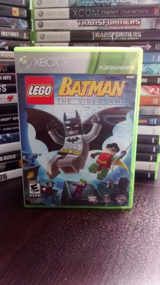 Lego Batman The Video Game Xbox 360 Original Frete R$ 12