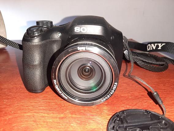 Câmera Sony Cyber-shot Dsc-h300 20,1 Megapixels