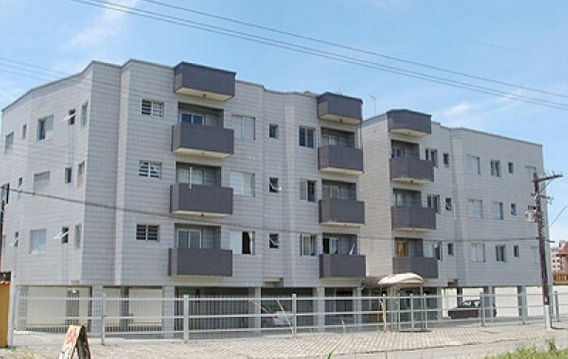 Apartamento Na Praia De Mongaguá 6057 C