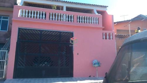 Imagem 1 de 20 de Casa À Venda, 4 Quartos, 1 Suíte, 2 Vagas, Demarchi - São Bernardo Do Campo/sp - 77163