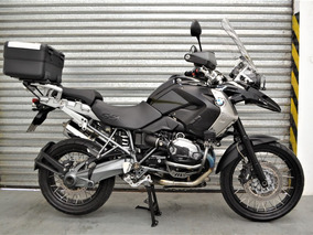 Bmw R1200gs Tripe Black Moto Trial 1200