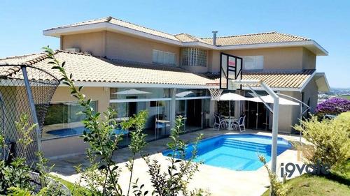 Casa A Venda Condomínio Reservado Paratehy Em São Jose Dos Campos - Ca1833