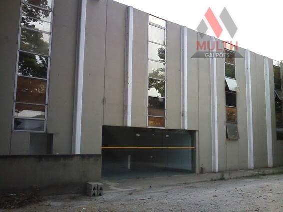 Galpão Industrial Para Locação, Industrial Anhangüera, Osasco. - Ga0015