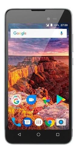 Celular Smartphone Multilaser Ms50l P9051 8gb Cinza - Dual Chip