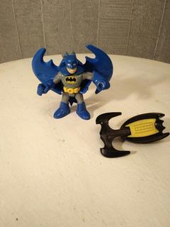 Imaginext - Batman Con Batarang - Fisher Price
