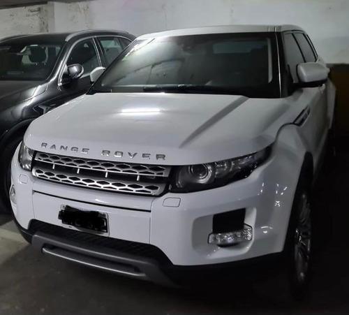 Rover Range Rover Evoque  Prestige Blindaje Rb3