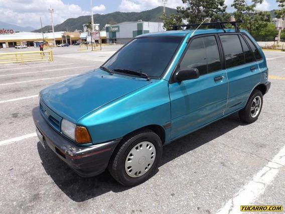 Ford Festiva .