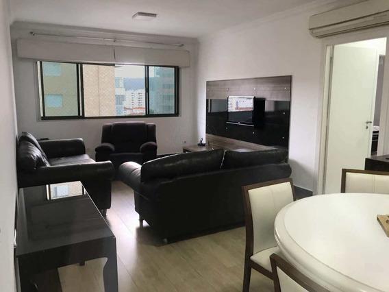 Apartamento Com 2 Dorms, Gonzaga, Santos - R$ 495 Mil, Cod: 14821 - V14821