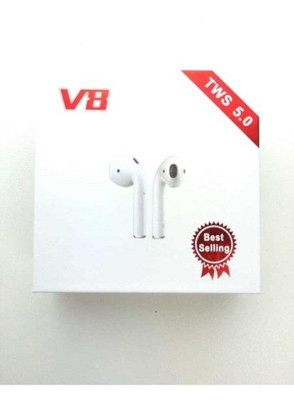 Fone De Ouvido Bluetooth V8 Pronto Envio