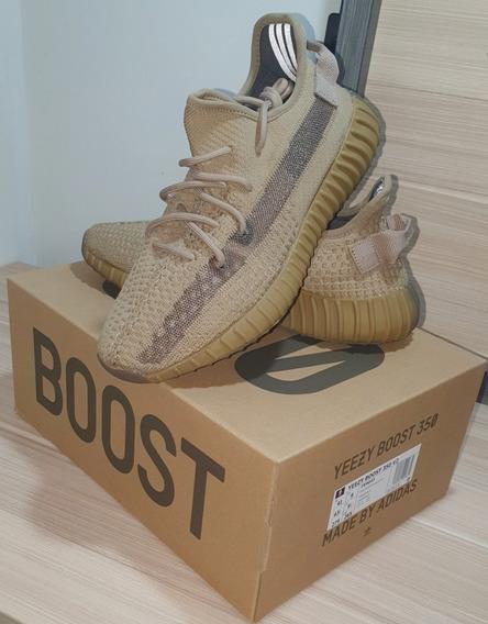 Tênis adidas Yeezy 350 V2 Earth Tam 41 Br Original