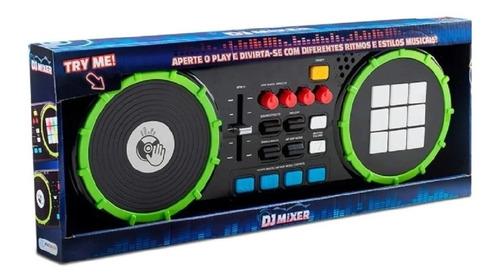 Multikids - Dj Mixer - Toque Suas Músicas Nele - Br1175