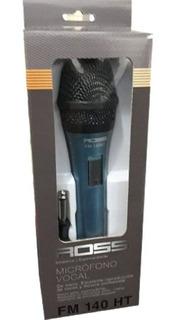 Microfono Fm-140-ht Cable Az Ross Pa