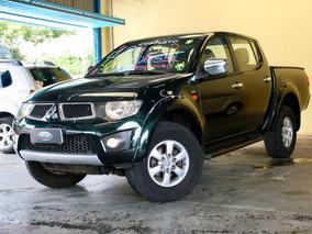 L200 2012 3.2 Triton Cab. Dupla 4x4 Aut. Diesel