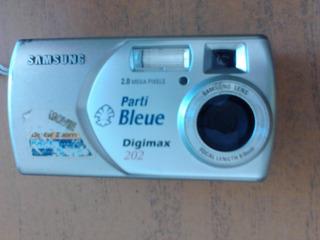 Para Piezas No Enciende Samsung Digimax 202