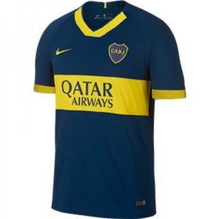 Camisa Boca Juniors 2019-20 Modelo Novo ( Pronta Entrega )