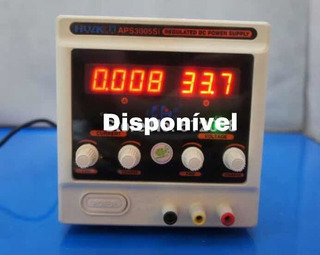 Fonte Alimentação Digital Acea Aps3005si 30 V 0-5a/1ma 220v
