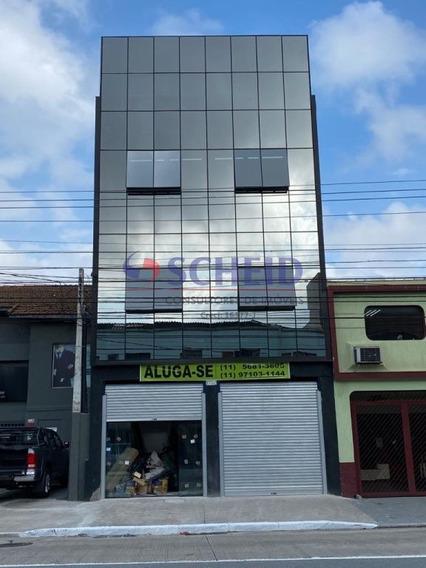 Prédio Comercial Na Adolfo Pinheiro - Mr70414