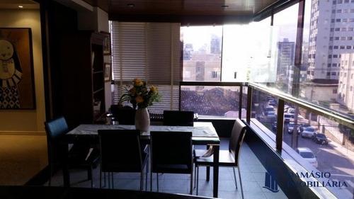 Amplo Apartamento 4 Dormitórios No Centro De Florianópolis - Var0119